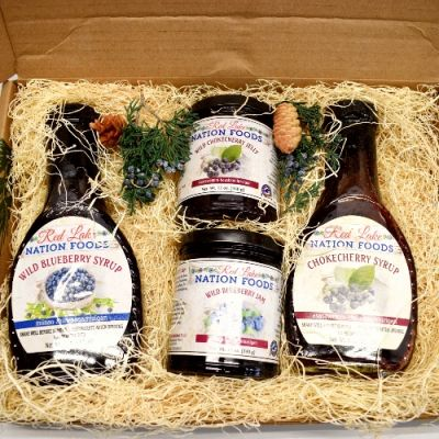 Gift Box - Wild Harvested Jelly and Syrup in Houston, TX