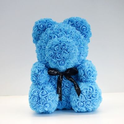 SOLD OUT Rose Bear - Blue in Houston, TX
