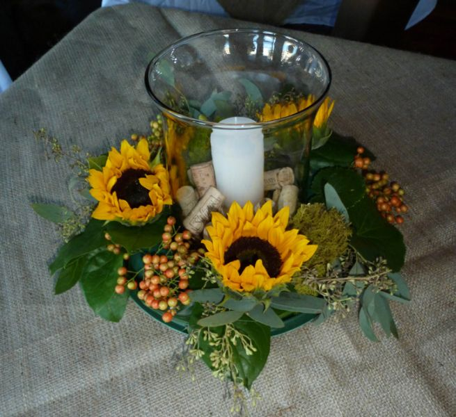 12-centerpiece-sunflower-candle-scentandviolet-flowers-gifts-houston-tx.jpg