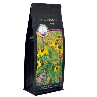 Native Texas Seeds - Bag in Houston, TX