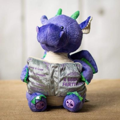 SOLD OUT Animated Plush – Storytelling Dragon in Houston, TX