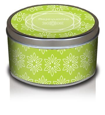 Spa Candle - Rejuvenate