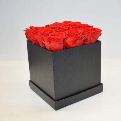 Roses in a Box - Red in Houston, TX