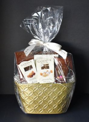 Godiva Basket of Chocolates - Small in Houston, TX
