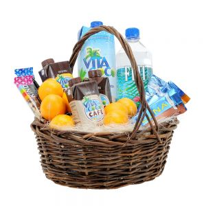 Stay Healthy Gift basket in Houston, TX