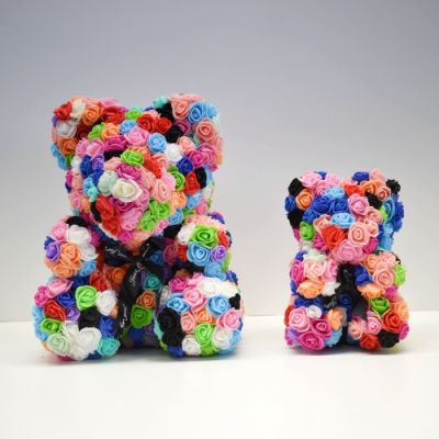 Rose Bear - Multicolored in Houston, TX