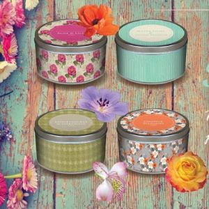 Flower market candle - Set of 4  in Houston, TX