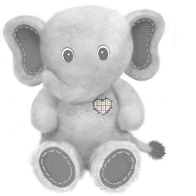 Baby Plush - Bo The Elephant in Houston, TX