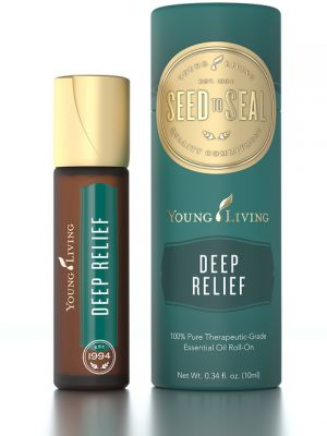 Deep Relief Essential Oil Roll-On in Houston, TX