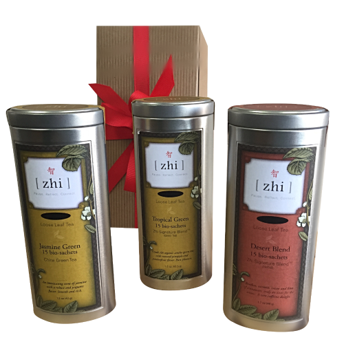 Tea Gift Box - Invigorating blends in Houston, TX