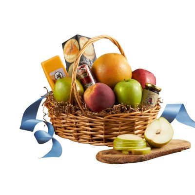 SOLD OUT - Gourmet snacks & fruit gift basket in Houston, TX