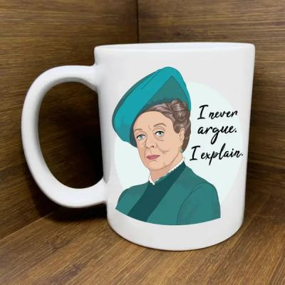 Mug - Dowager Countess in Houston, TX