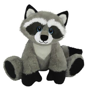 Jack - plush racoon in Houston, TX