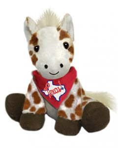 Tex - plush horse  in Houston, TX