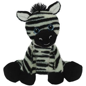 ZeeZee - Plush Zebra in Houston, TX