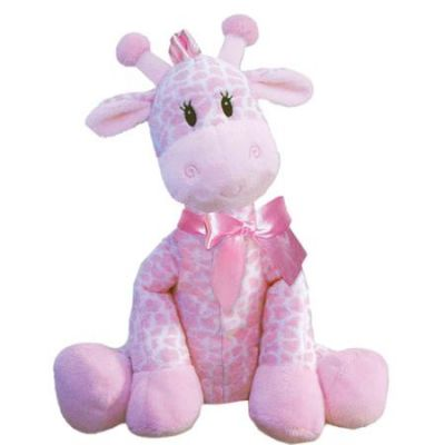 Pink Giraffe Plush in Houston, TX